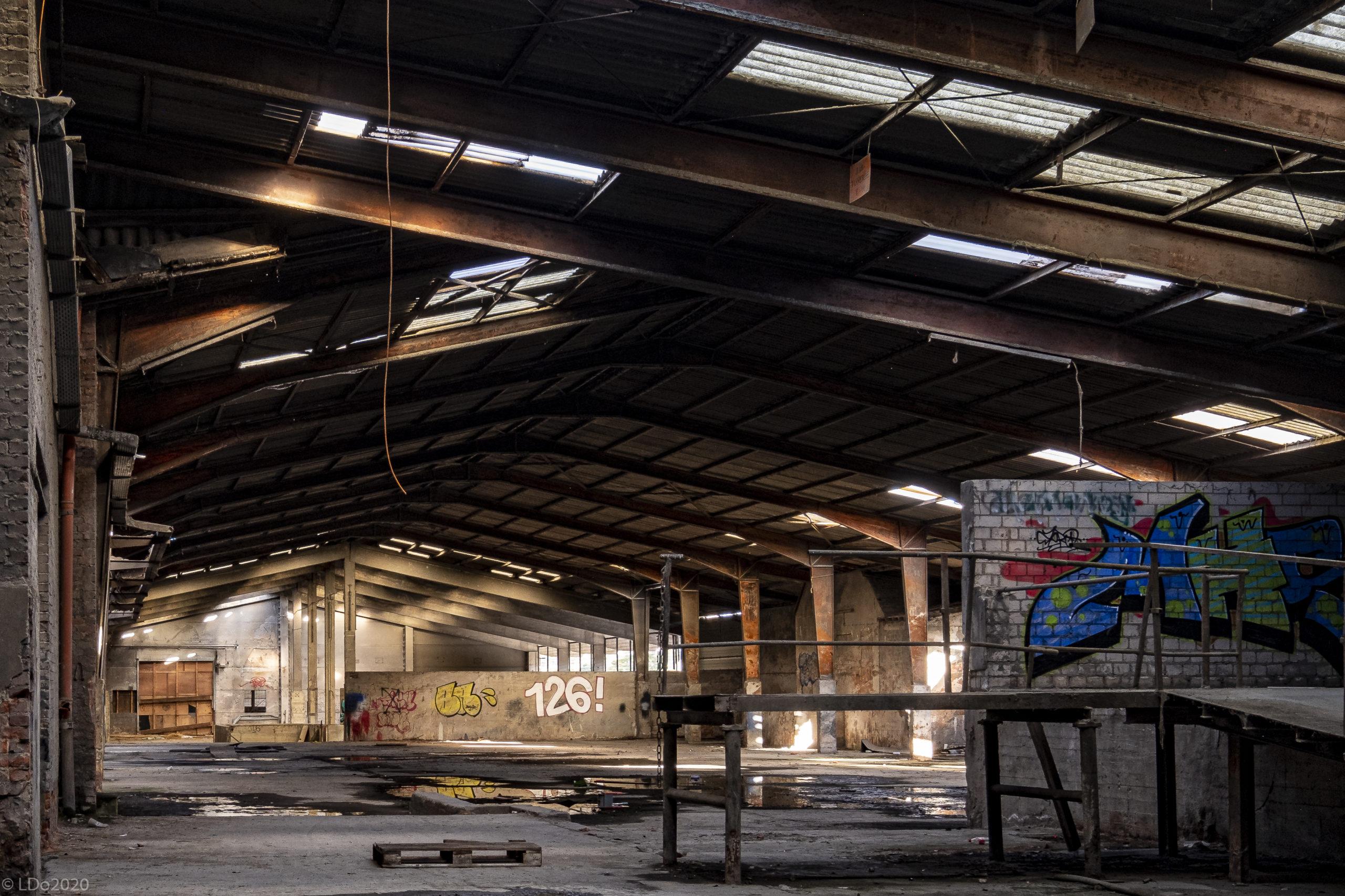 Satzvey, Zementfabrik