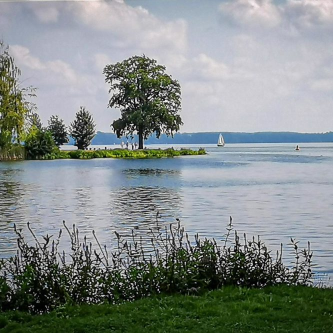 Schwerin, beim Schloß